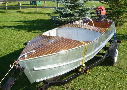 12ft 1948 aerocraft ad aerocraft boats for Action craft boat parts
