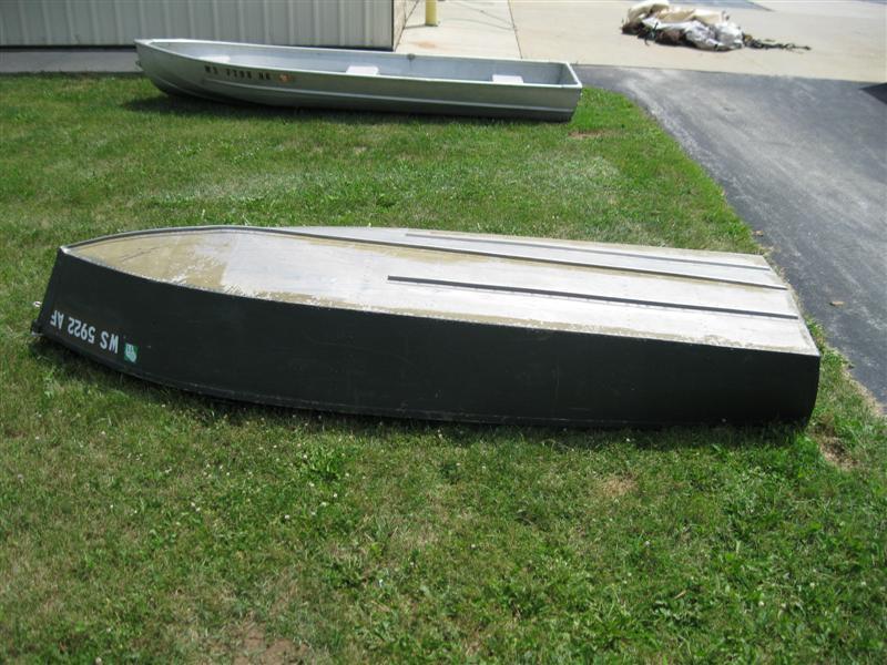 12ft 1950 AeroCraft B? | AeroCraft Boats