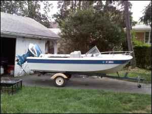 15ft AeroCraft   AeroCraft Boats