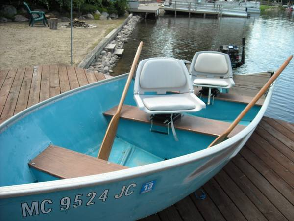 Aluminum Boat Benches : Ft aerocraft guide boats