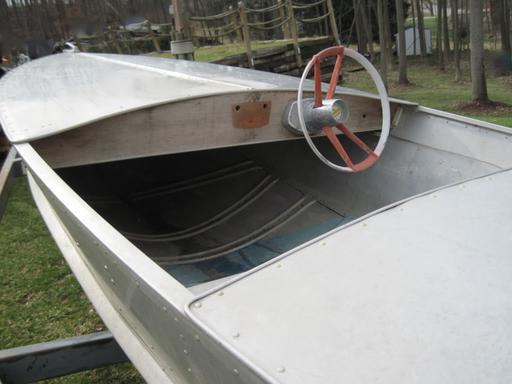 14ft 1957 Aerocraft Qsd Aerocraft Boats