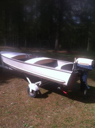 14ft 1957? AeroCraft QSD | AeroCraft Boats