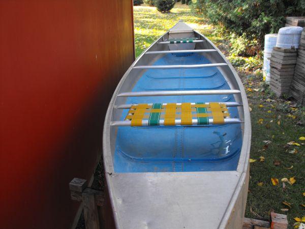 17ft AeroCraft Apache-17-Canoe | AeroCraft Boats
