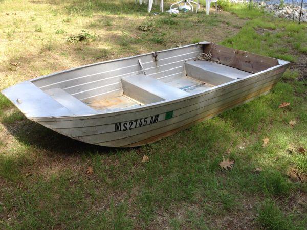 14 Ft Aluminum Boat Craigslist