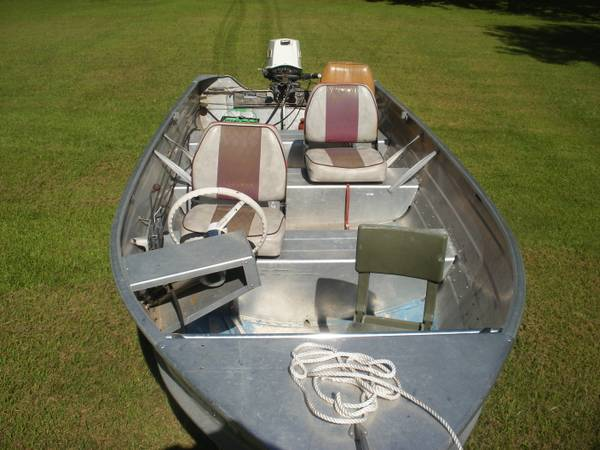 14ft 196x AeroCraft Q-14?   AeroCraft Boats