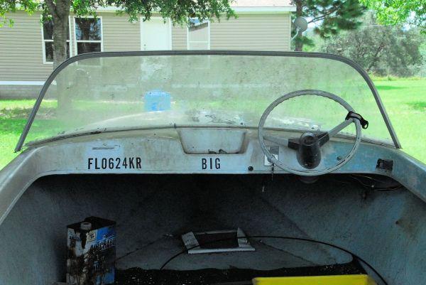 14ft 1970 AeroCraft Cutlass   AeroCraft Boats