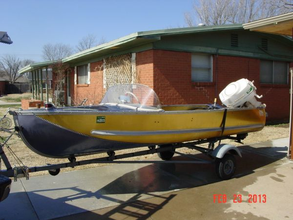 14ft 1956? AeroCraft QDA?   AeroCraft Boats
