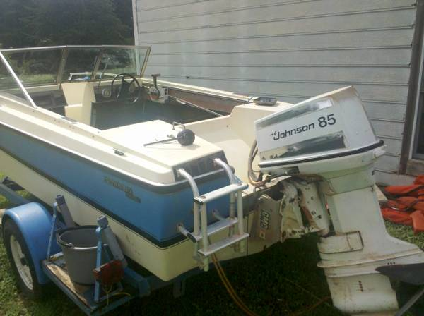 1977 aerocraft montego aerocraft boats for Craigslist fishing equipment