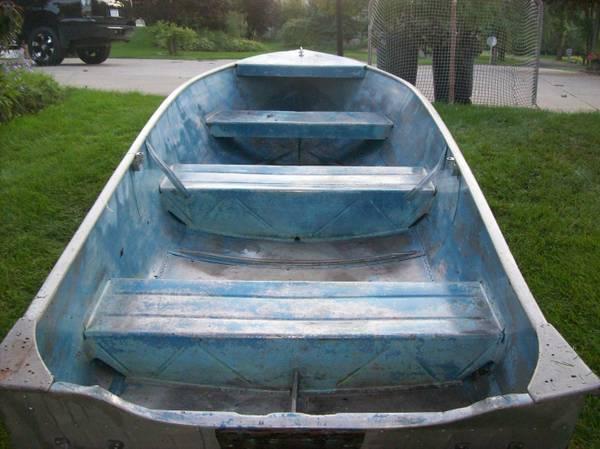 14 Aluminum Boat Craigslist Narrow Boat Plans Free