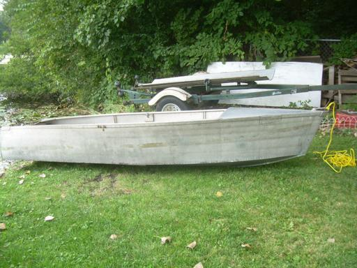 12ft 1949 AeroCraft A | AeroCraft Boats
