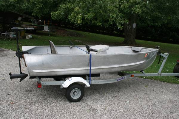 12ft 1955? AeroCraft P-12? | AeroCraft Boats