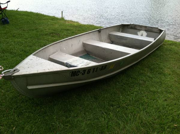 12ft 195x aerocraft m 12 aerocraft boats for Craigslist used fishing boats