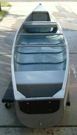 16ft 197x AeroCraft Cherokee 16 Canoe   AeroCraft Boats