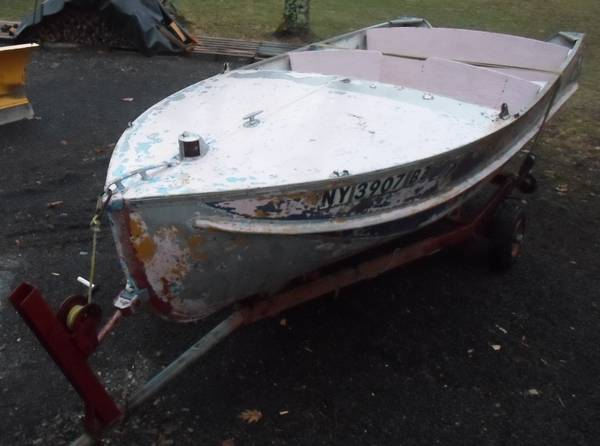 David's 14ft 1958 AeroCraft JD | AeroCraft Boats