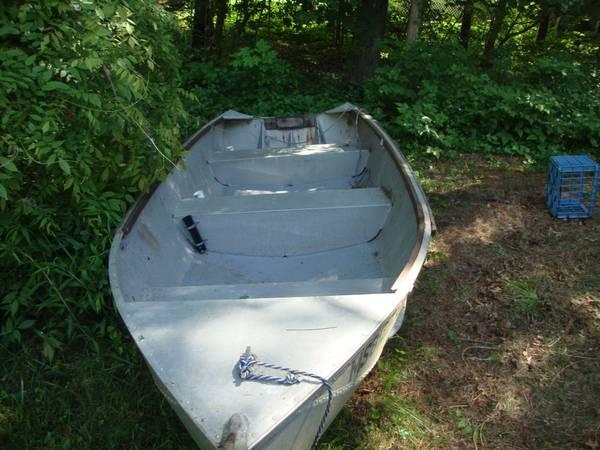14ft 1957? AeroCraft Q? | AeroCraft Boats
