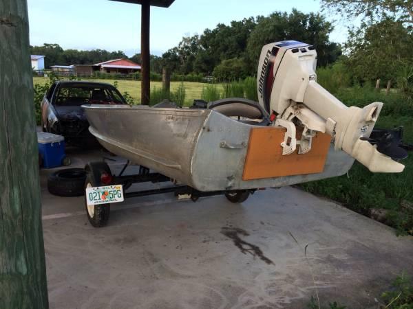 14ft 1957? AeroCraft Q-14?   AeroCraft Boats