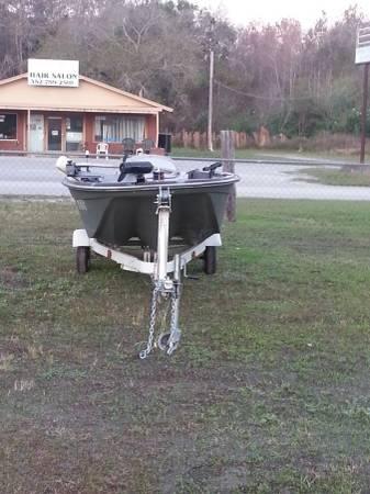 14ft 197x AeroCraft Tarpon? | AeroCraft Boats