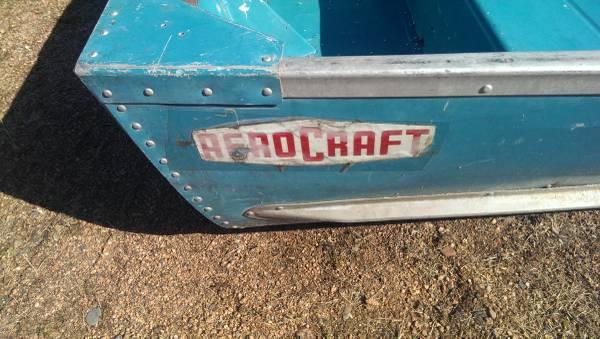 12ft 197x AeroCraft Scout 12 | AeroCraft Boats
