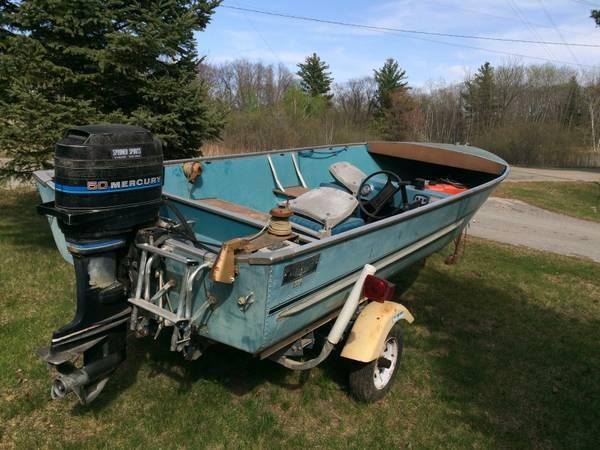 Aero Craft Boat Years