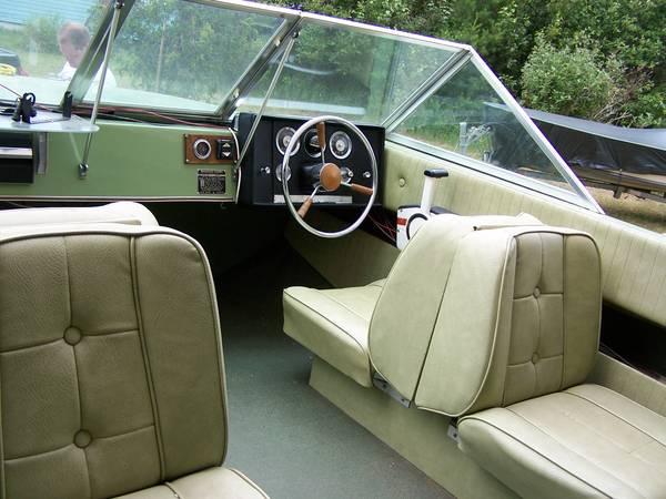 Lowrance Depth Finder >> 18ft 1972 AeroCraft Monte Carlo | AeroCraft Boats