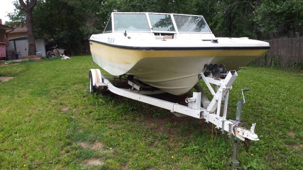 16ft browning aerocraft mustang ii aerocraft boats for Action craft boat parts