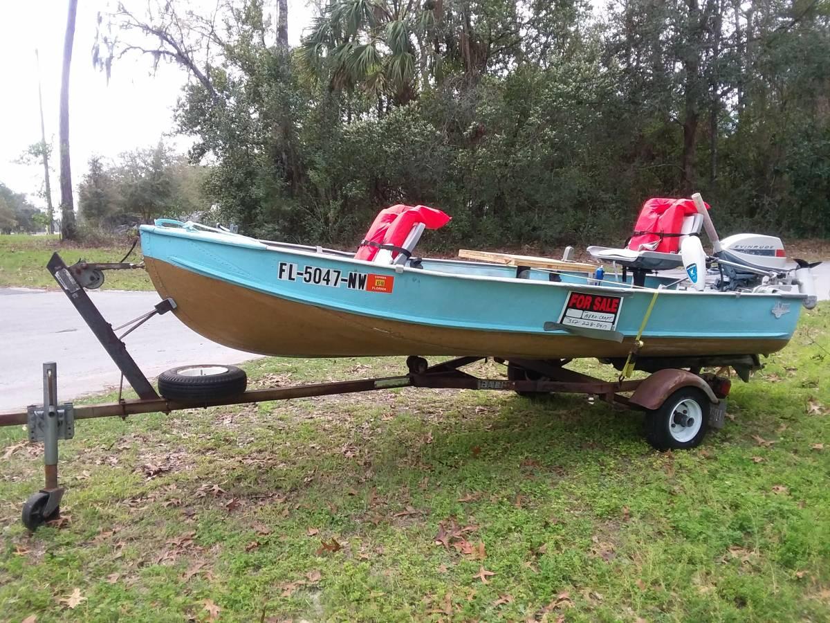 12ft 1960? Aerocraft M-12? | AeroCraft Boats
