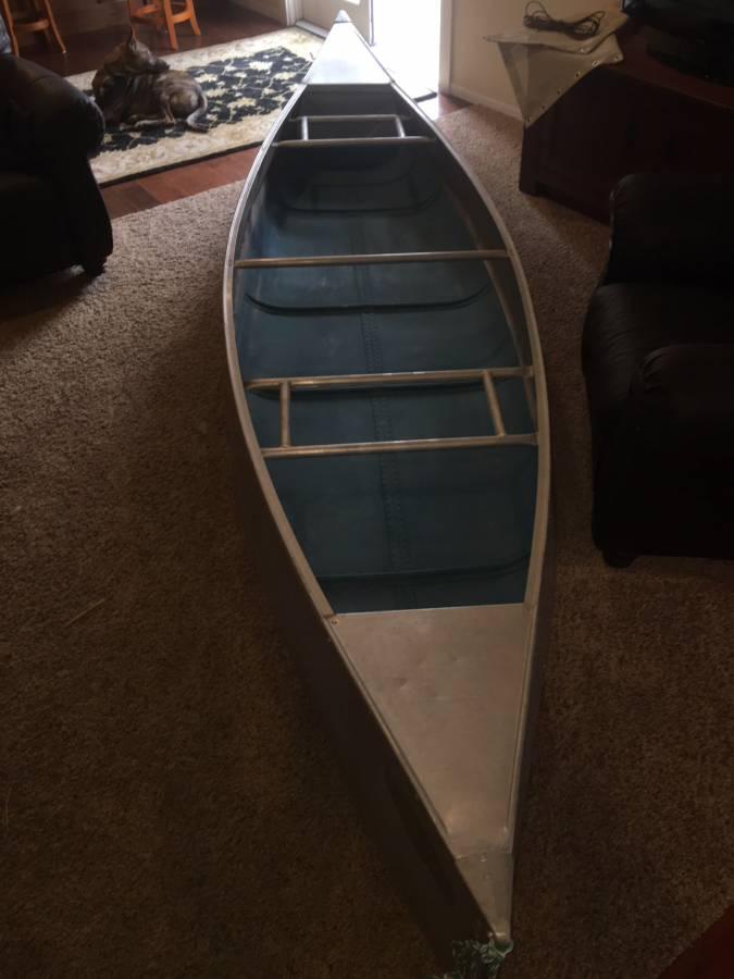 13ft 197x AeroCraft Pawnee 13 Canoe | AeroCraft Boats