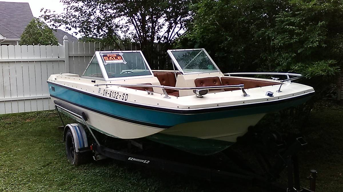 17ft 1975 Browning Mustang Ii Aerocraft Boats We addressed it then and i'm happy to address it now. 17ft 1975 browning mustang ii